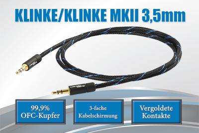 Klinke Klinke MKII 3,5mm