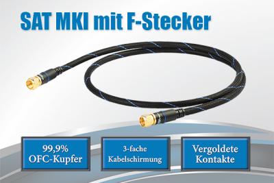 SAT MKII mit F-Stecker