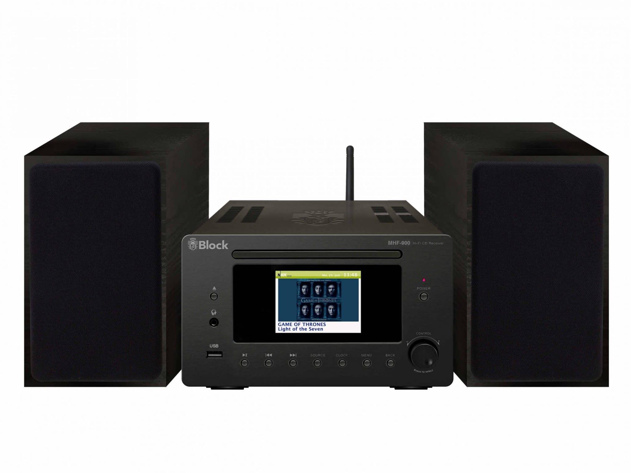 Audioblock MHF-900