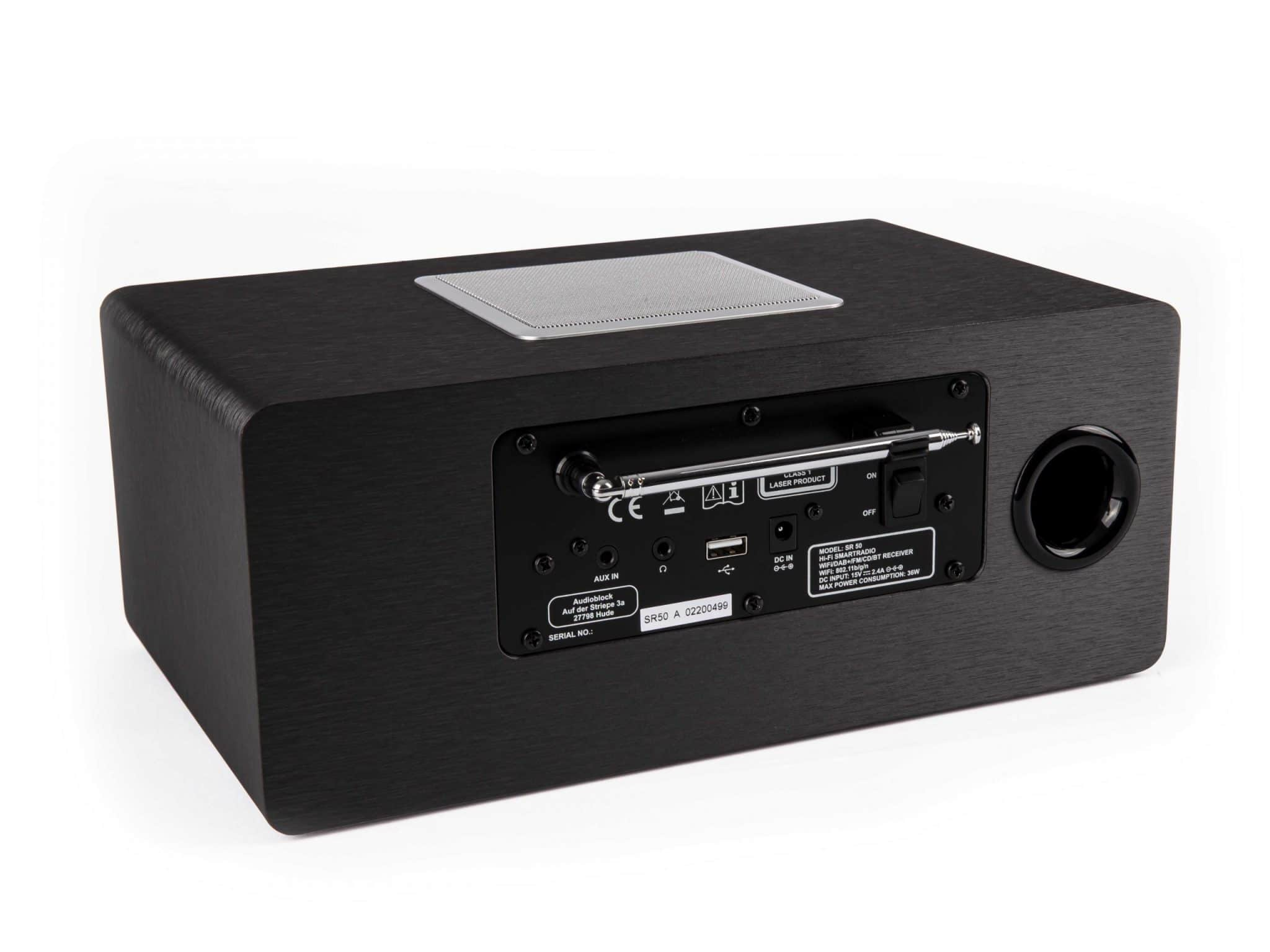 Audioblock SR-50