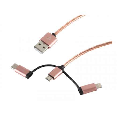 USB 3in 1