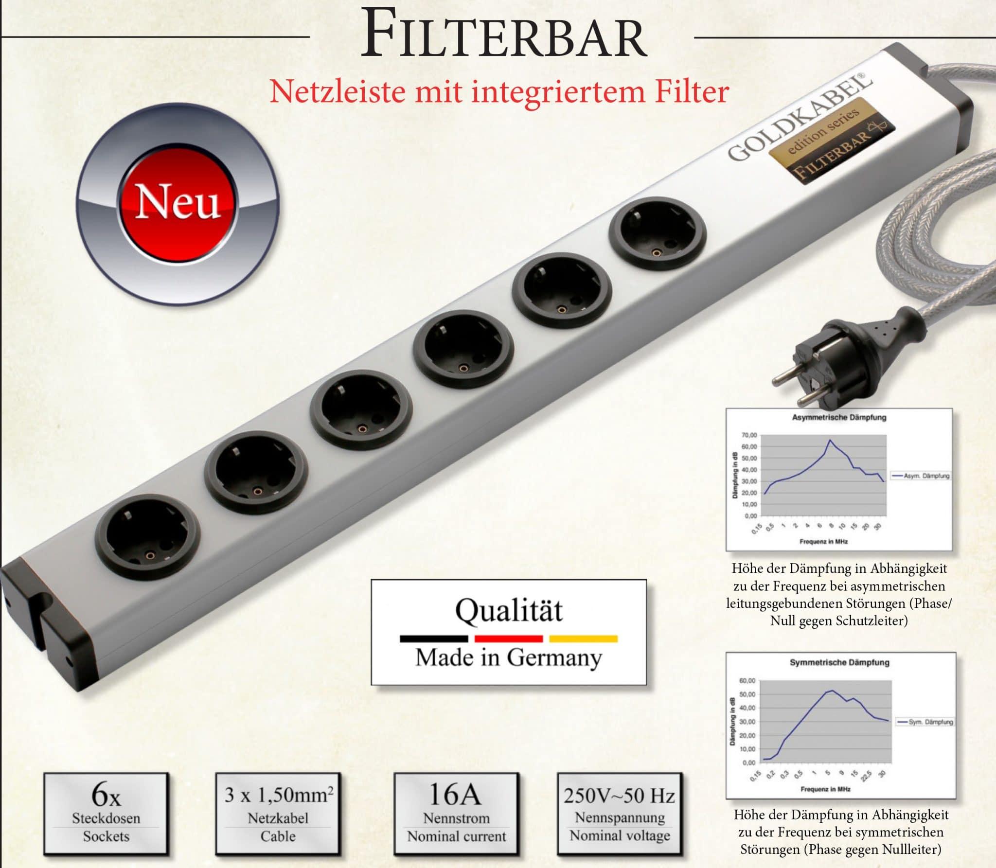 edition FILTERBAR
