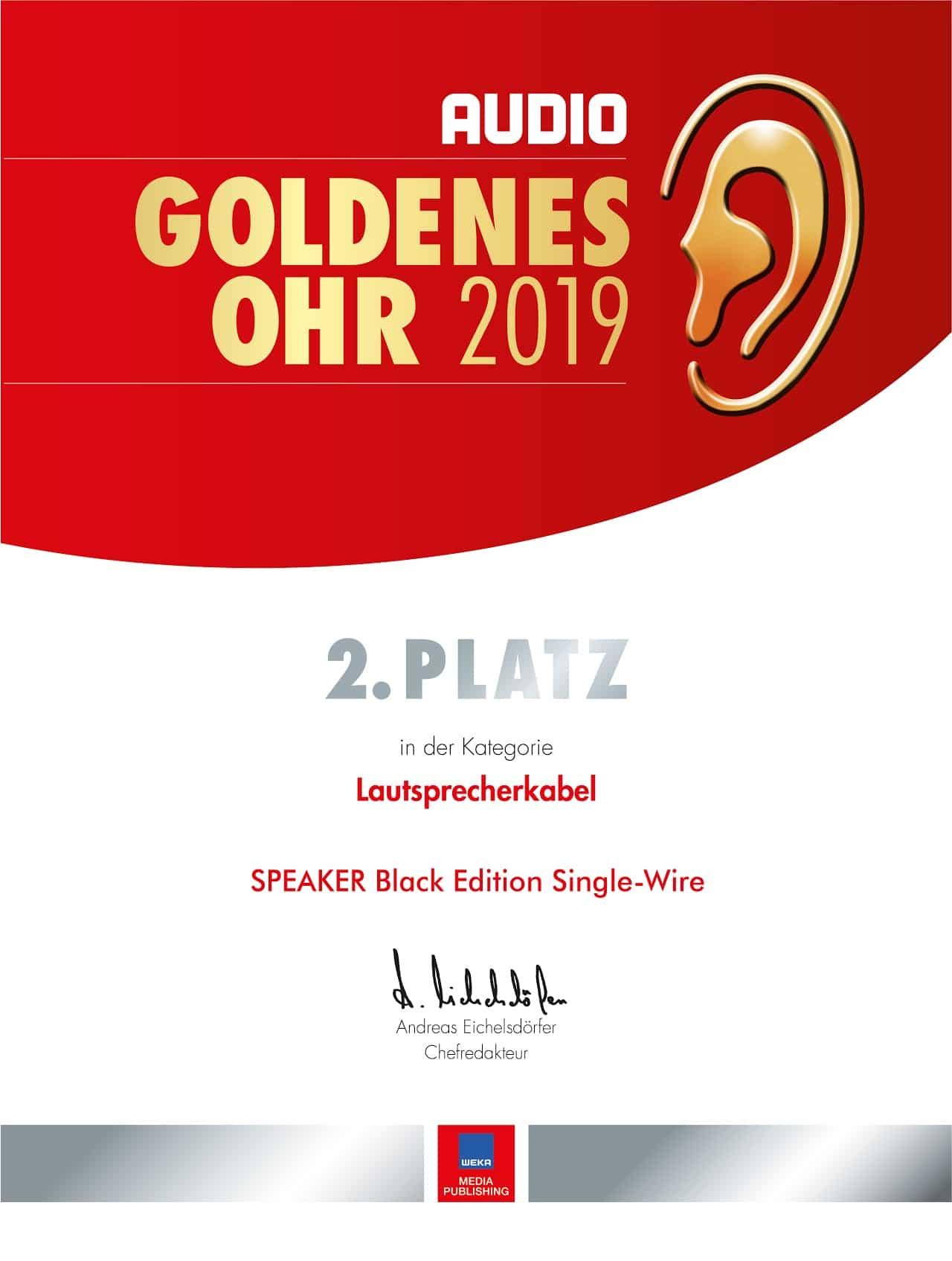 Goldenes Ohr 2019