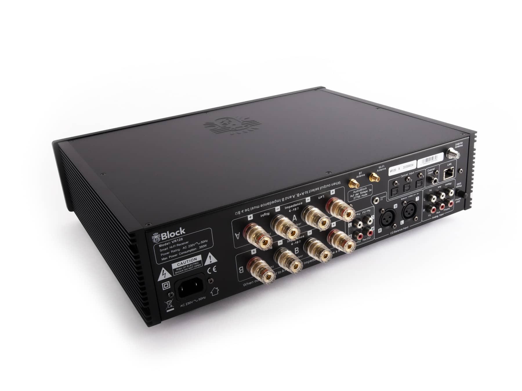 Audioblock VR-120